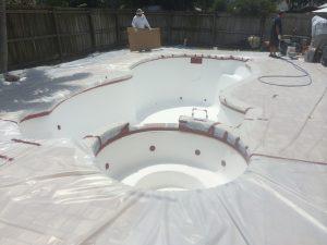 Residential Pool Repair with AquaGuard 5000