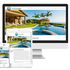AquaGuard 5000 Partner Website and Marketing Services for Our Certified Dealers