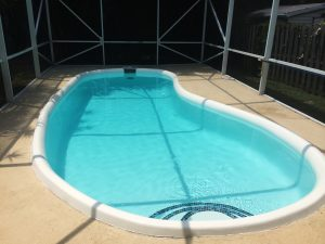 Aquaguard 5000 residential Pool transformation