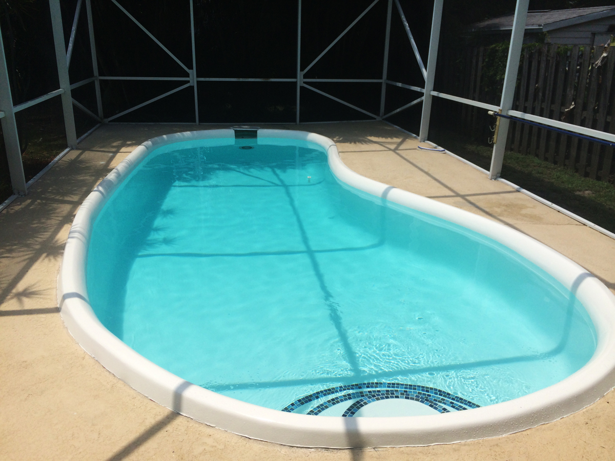 South Florida Residential Pool - Amazing Results with AquaGuard 5000