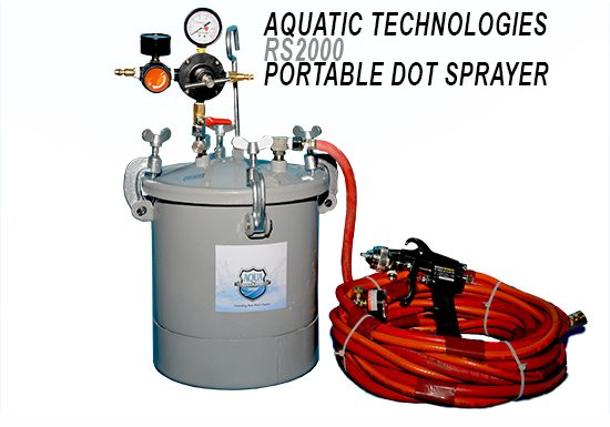 Portable Dot Sprayer