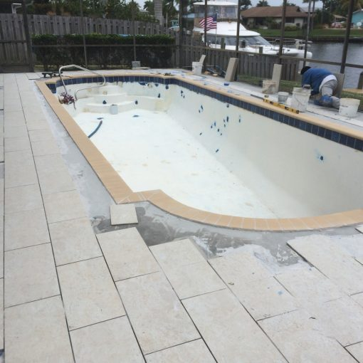 AquaGuard 5000 Waterfront Residential Pool Restoration