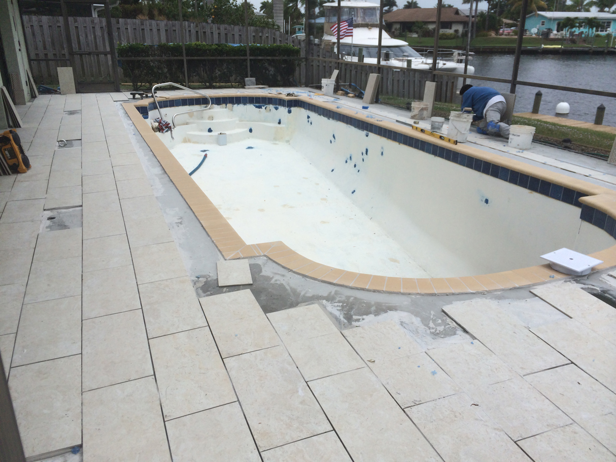 AquaGuard 5000 Waterfront Residential Pool Restoration