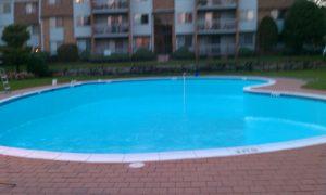 Fiberglass pool resurfacing and repair company