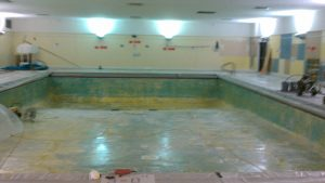 Commercial Pool Repair company