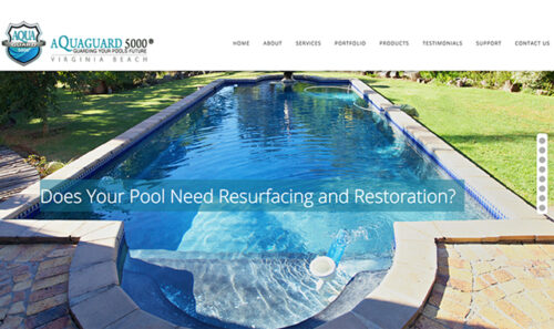 Pools Etc., Inc. AquaGuard 5000 | Virginia Beach