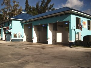 Commercial Pool and Carwash Restoration and Resurfacing