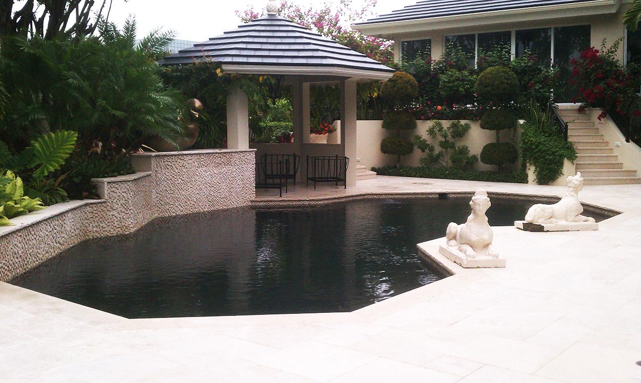 Residential Pool Repair - Epoxy Pool Paint