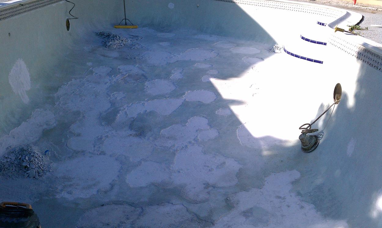 Epoxy Pool Paint Residential Pool Repair Aqua Guard 5000