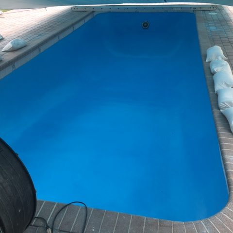 Repair Fiberglass Pool Blisters with AquaGuard Pool Repair Products