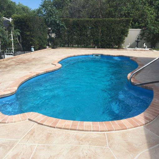 Fiberglass Pool Resurfacing - Epoxy Pool Paint