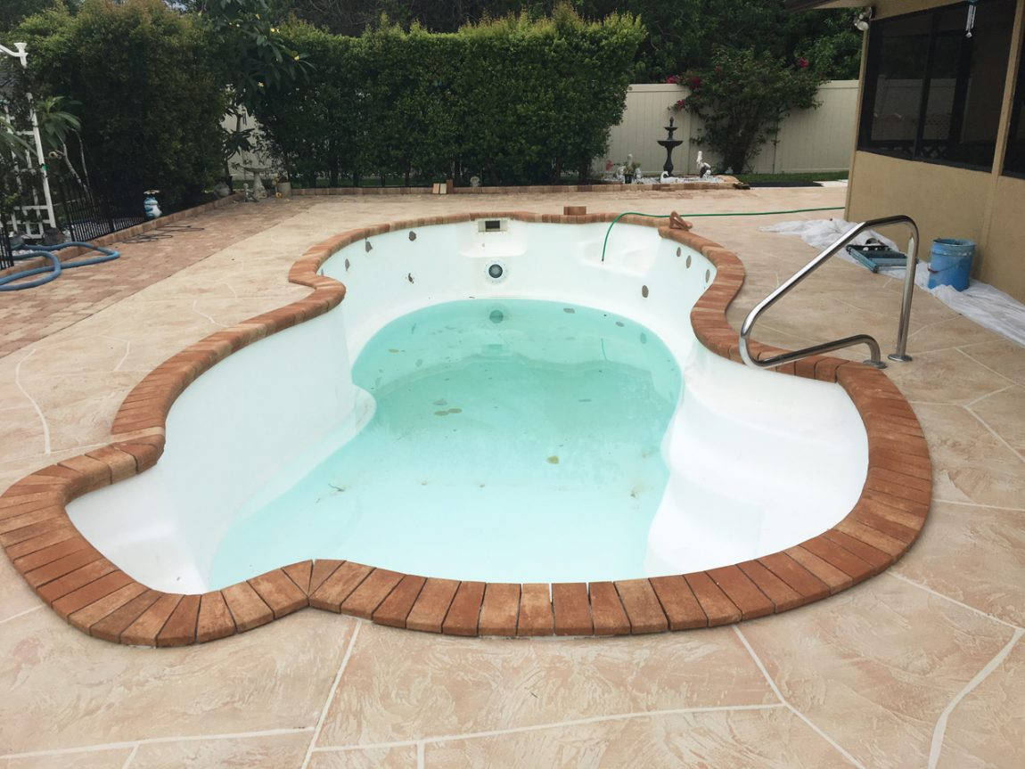 Fiberglass Pool Resurfacing Epoxy Pool Paint Aqua Guard 5000