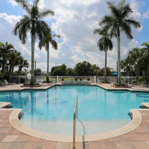 Coquina Cove Community pool Repair & resurfacing by AquaGuard 5000