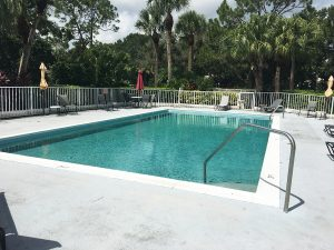 Commercial Pool paint and Resurfacing