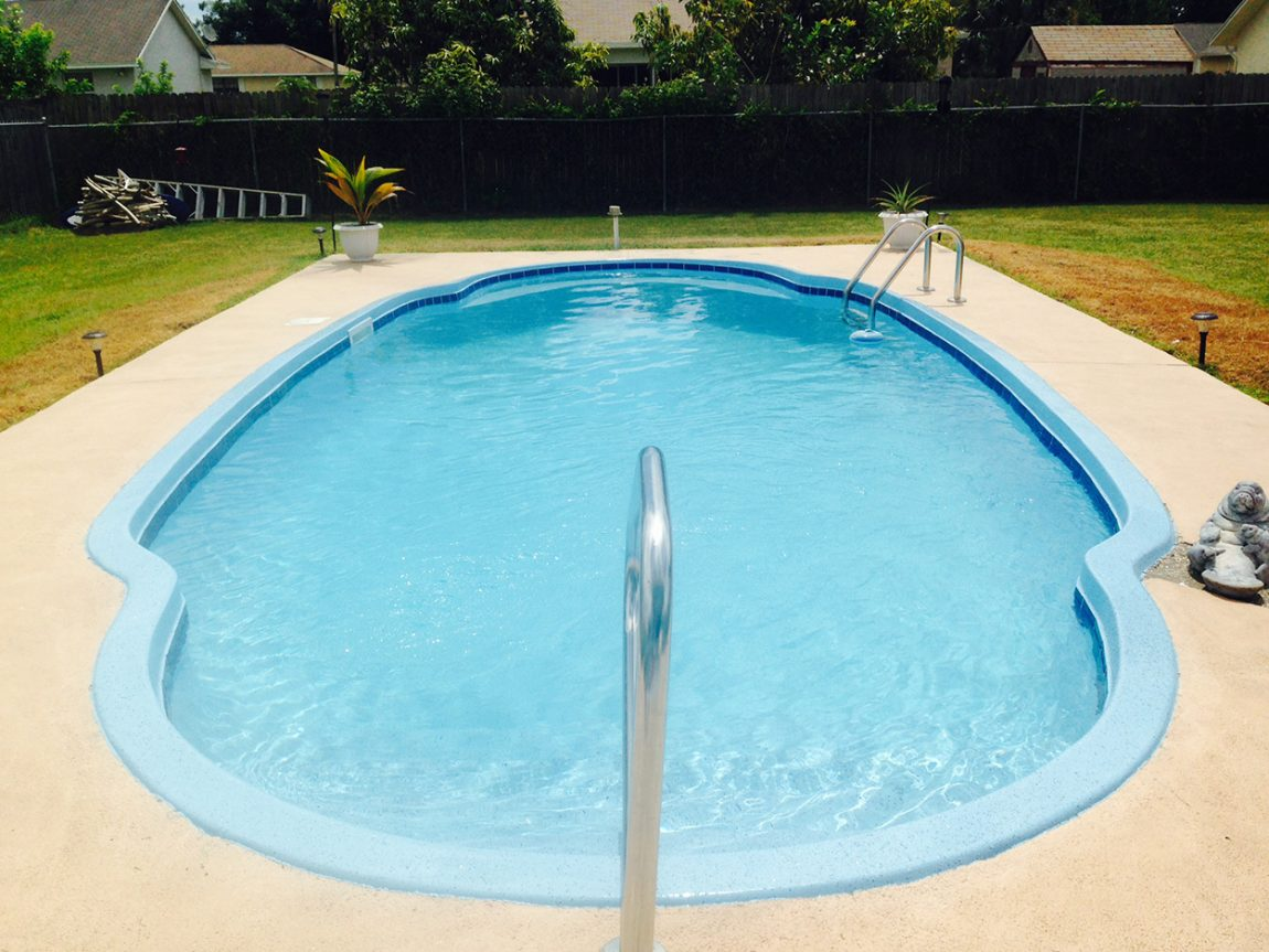 Fiberglass Pool Paint 1 Aqua Guard 5000