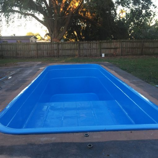 Fantastic Pool Repair & Resurfacing by AquaGuard