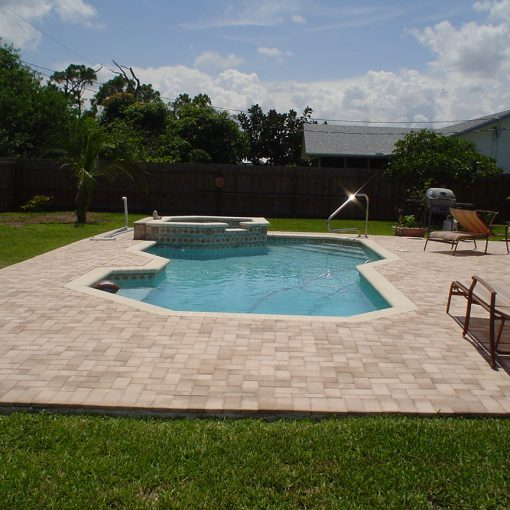 Resurfacing/ Painting Residential Pool and Spa