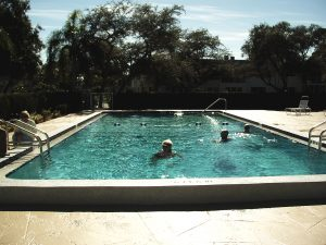 Commercial Pool Restoration and refinishing