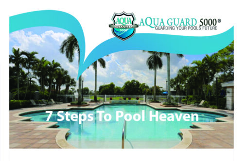 7 Steps to Pool Heaven – What to do before you paint your Pool