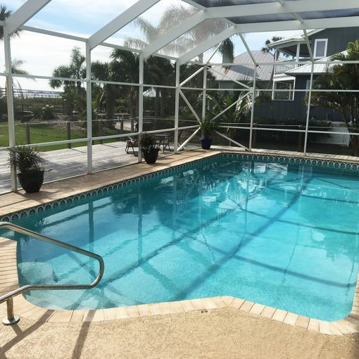 Perfect Pool Resurfacing by AquaGuard epoxy Pool Paint