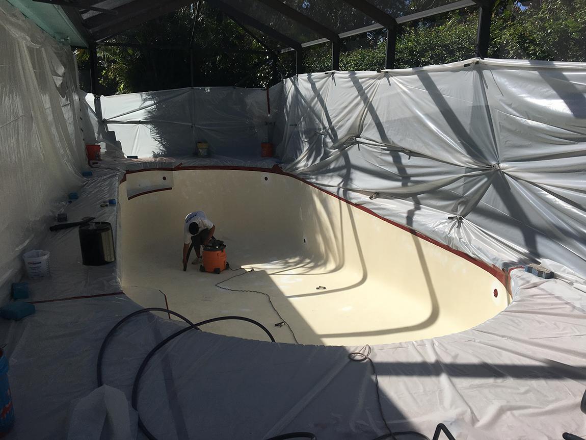 Pool Paint And Repair 1 Aqua Guard 5000